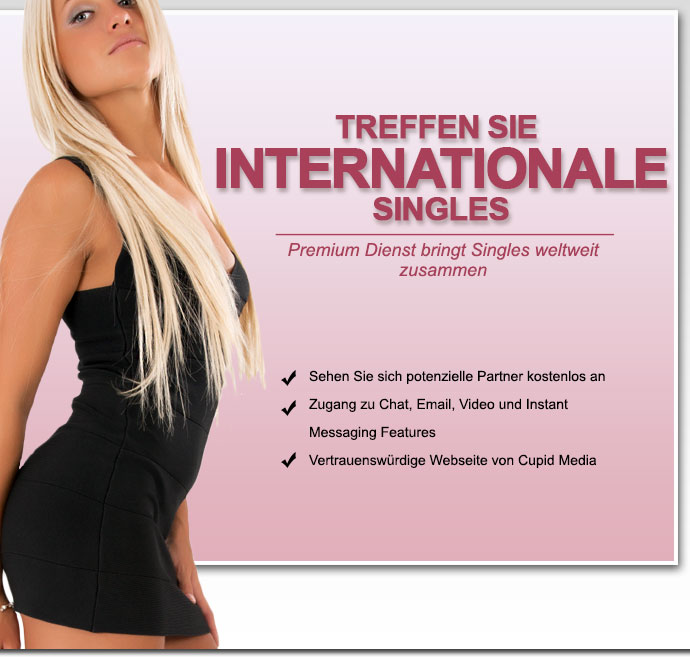 Internationales Dating, Singles & Kontaktanzeigen
