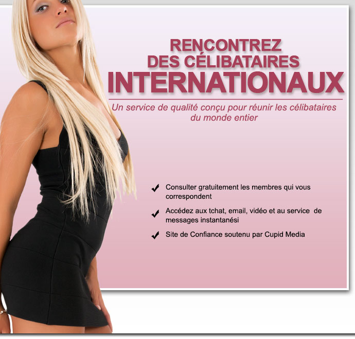 Site rencontres internationales