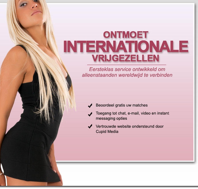 Internationaal dating en singles!